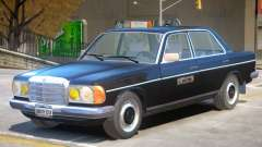 Mercedes Benz 230 V1 Taxi Car