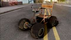 Wheelchair Mod pour GTA San Andreas