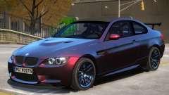 BMW M3 GT Sport pour GTA 4