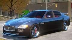 Maserati Quattroporte V2