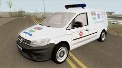 Volkswagen Caddy (Magyar Rendorseg)