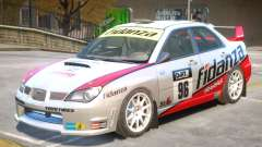 Subaru Impreza WRX V1 PJ3 pour GTA 4