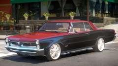 1965 Pontiac GTO R3 pour GTA 4