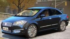 Fiat Linea V1 für GTA 4