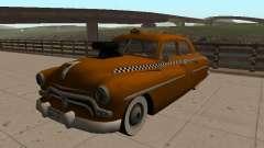 1950 Mercury Monterey Berline de TAXI pour GTA San Andreas