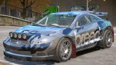 Mitsubishi Eclipse Rally PJ4 pour GTA 4