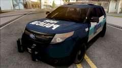 Ford Explorer Policia Federal Argentina