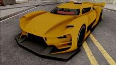 Citroen GT-LM IVF Style