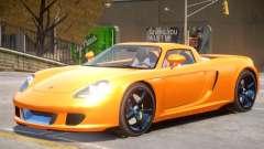 Porsche Carrera GT V1.0 pour GTA 4