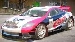 Mitsubishi Eclipse Rally PJ5 pour GTA 4