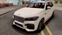 GTA V Ubermacht Rebla GTS IVF pour GTA San Andreas