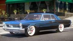 1966 Pontiac GTO pour GTA 4