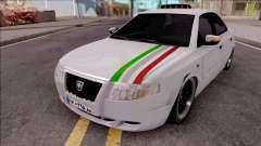 Ikco Samand Soren Sport pour GTA San Andreas