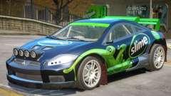 Mitsubishi Eclipse Rally PJ3 pour GTA 4
