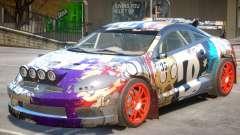 Mitsubishi Eclipse Rally PJ2 pour GTA 4