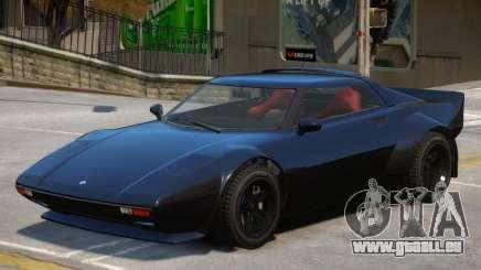Lampadati Tropos V1 pour GTA 4