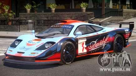 McLaren F1 V1.1 PJ3 pour GTA 4