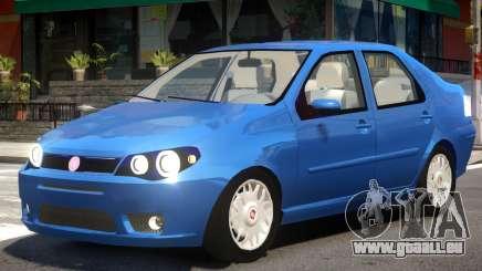 Fiat Albea V1 pour GTA 4