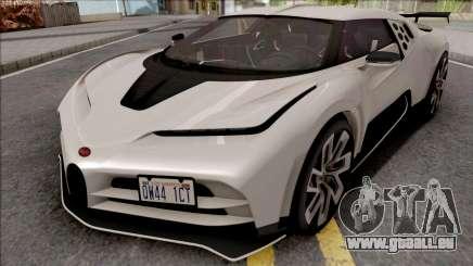Bugatti Centodieci 2020 für GTA San Andreas