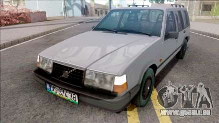 Volvo 945 Kombi pour GTA San Andreas