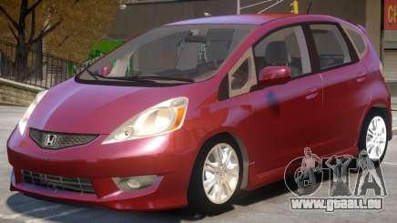 Honda Fit V1 für GTA 4