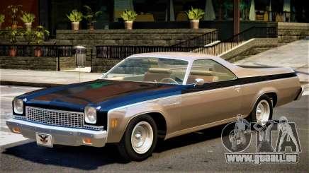 1973 El Camino pour GTA 4