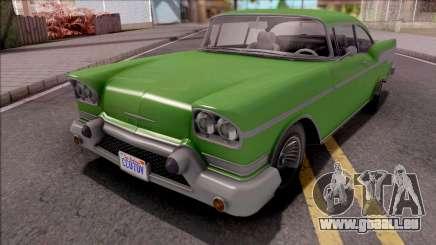 GTA V Declasse Tornado Green pour GTA San Andreas
