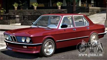 1982 BMW 518 E28 pour GTA 4