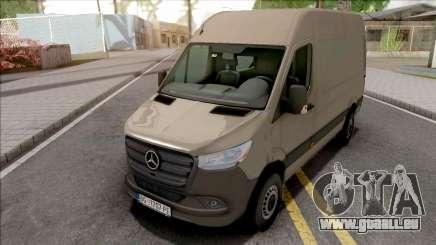 Mercedes-Benz Sprinter 2019 pour GTA San Andreas