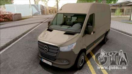 Mercedes-Benz Sprinter 2019 für GTA San Andreas