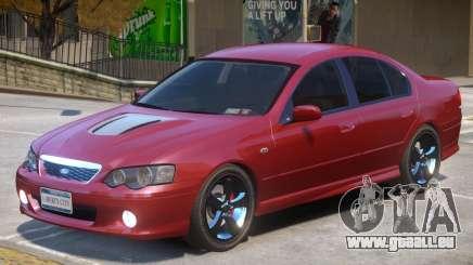 Ford Falcon R1 für GTA 4