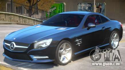 Mercedes SL350 V1 für GTA 4
