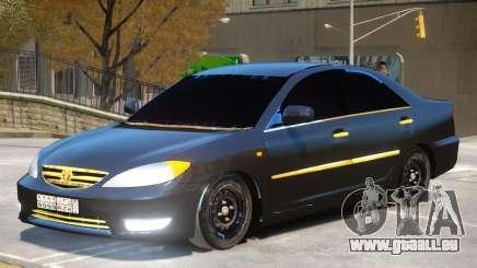 Toyota Camry V2.2 für GTA 4