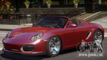 Porsche Boxster V1.0 für GTA 4