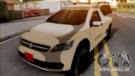 Volkswagen Saveiro G5 Funeraria pour GTA San Andreas