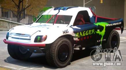 Toyota Tundra Sahara PJ1 für GTA 4