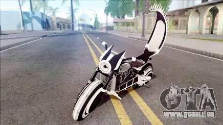 GTA Online Arena Wars Future Shock Deathbike v2 pour GTA San Andreas