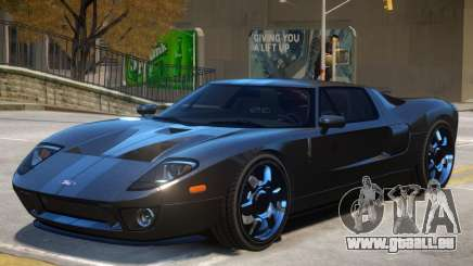 Ford GT Stock pour GTA 4