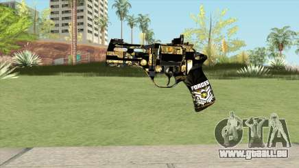 Pistol (French Armed Forces) für GTA San Andreas