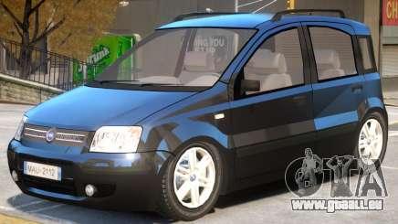 Fiat Panda V1 für GTA 4