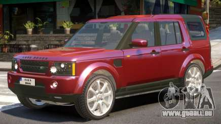 Land Rover Discovery 4 pour GTA 4
