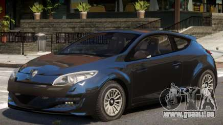 Renault Megane II RS für GTA 4