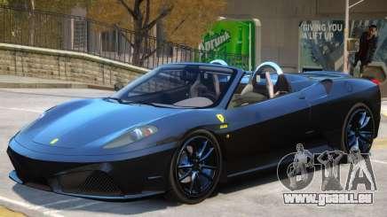 Ferrari 430 Roadster pour GTA 4
