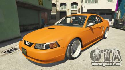 Ford Mustang GT 1999 pour GTA 5
