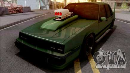 GTA IV Willard Custom pour GTA San Andreas