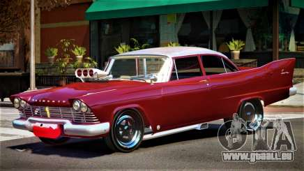 1957 Plymouth Savoy für GTA 4