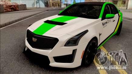 Cadillac CTS-V Kotow Drive für GTA San Andreas