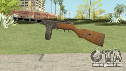 PPSH-41 (Hour Of Victory) pour GTA San Andreas