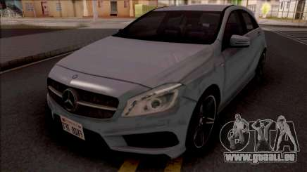 Mercedes-Benz A250 AMG 2016 Lowpoly pour GTA San Andreas