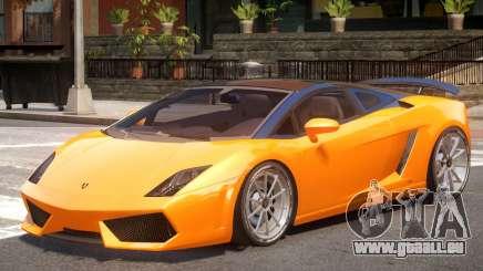 Lamborghini Gallardo SE pour GTA 4